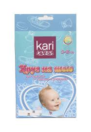 Детский <b>надувной круг на шею</b> для купания k6208 KariKids от 199 ...