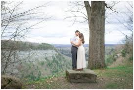 A Beautiful Spring Wedding Styled Shoot In Letchworth State Park