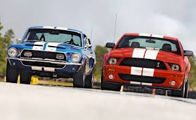 2007 Ford Mustang Shelby Cobra GT500 – Review – Car and Driver