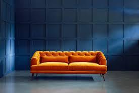 modern chesterfield sofa.  Chesterfield Wood Stain Options Mohair Chesterfield Sofa UK  Earl Grey  Intended Modern Sofa E
