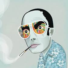 Hunter S Thompson A Legacy Living T Stamp