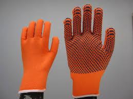 <b>Перчатки</b> вязаные из смесовой пряжи, утепленные • ЛЭВ