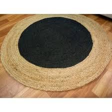 outdoor sisal rug round
