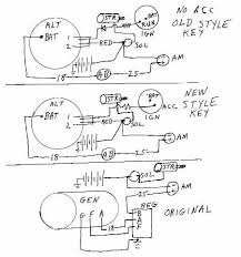 2 wire gm alternator diagram wiring diagrams and schematics alternator wiring diagrams and information brianesser