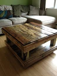 coffee table made out of crates ideal for your living space fascinating coffee  tables made out