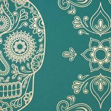 teal wallpaper sugar skull wallpaper teal gold grey and teal wallpaper border teal wallpaper
