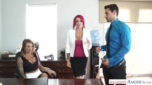 Natasha Nice Naughty Office bigtits on YourPorn. Sexy