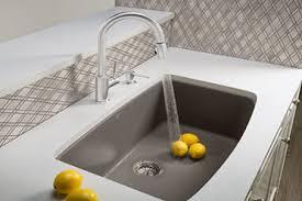 Blanco Silgranit Sink Stunning Blanco Kitchen Sinks  Home Design Blanco Undermount Kitchen Sink
