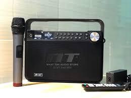 Loa Karaoke Xách Tay Mini Q7 | Loa Karaoke Di Động