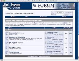 FORUM sponsors Indianapolis Colts online 'Fan Forum'