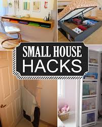 Maximizing Space In A Small Bedroom 10 Small House Hacks To Maximize And Enlarge Your Space The