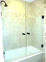 shower doors portland half bathtub showers glass shower door with doors plans glass shower doors portland