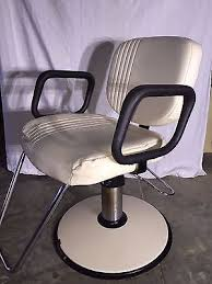 belvedere salon chairs. (2) Used Belvedere Salon Chairs