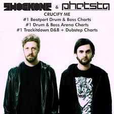 Shockone Phetsta Crucify Me 1 On Beatport Drum Bass