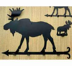 Moose Coat Rack 100L Moose Coat Rack 100 Lighting Concepts 75