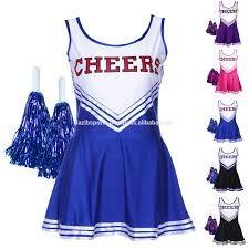 Design Your Own Cheerleading Uniform Ladies Custom Sublimated High School Night Party Dance Club Wholesale Girls Cheerleader Sports Uniforms By Lazib Sports Buy Design Your Own