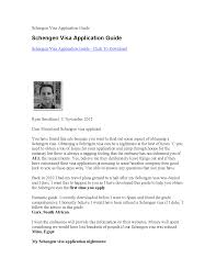 100 Visa Covering Letter Format Cover Letter Example Sample