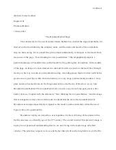 senior project research paper final draft