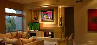 Small Picture media wall designs Home Entertainment Centers Media Walls