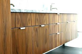 modern cabinet handles. Modern Cabinets Without Handles Cabinet Pulls Black Hardware Kitchen Drawer O