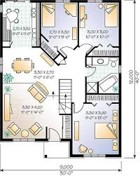 bungalow house plans. Main Floor Plan Bungalow House Plans S