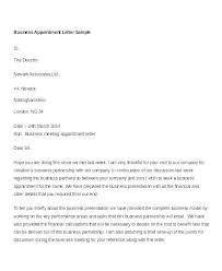 Partnership Proposal Samples Sample Business Partnership Proposal Letter Business