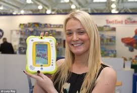 iPad for babies: £85 chewable tablet 'helps one-year-olds develop ...