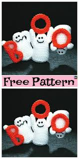 Crochet Halloween Patterns Cool Inspiration