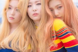 Twenty2 Blog Red Velvets Ice Cream Cake Album Photo Shoot