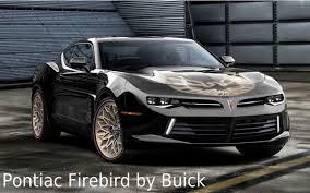 new car releases for 20172017 Pontiac Firebird Release Rumors  httpwww2016newcarmodels