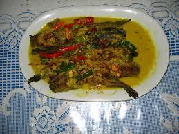 Untuk mangut pari pesananku, ga kalah enak ama kepala manyung. Mangut Lele Wikipedia Bahasa Indonesia Ensiklopedia Bebas