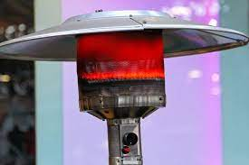 are patio heaters safe and can you