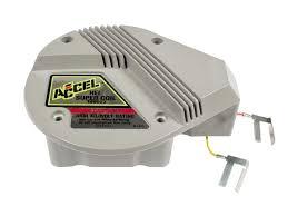 accel distributor wiring diagram & \