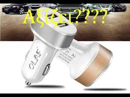 <b>OLAF Dual USB</b> Φορτιστής Αυτοκινήτου με 0,91 ευρώ!!! Αξίζει ...