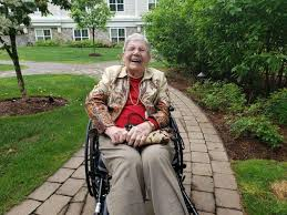 Darien woman to turn 100, reflects on life - Darien Times