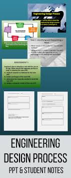 Engineering Design Process Test Answers Engineering Design Process Middle And High School Science