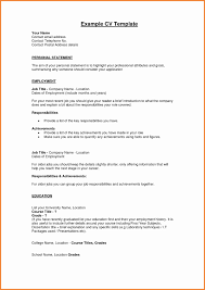 Asp Net Sample Resume Asp Net Sample Resume Elegant Example Personal Statement for Resume 39