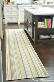 kitchen rug runners throughout for hardwood floors comfy rugs and cotton 16 remodel 18
