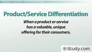 a broad differentiation strategy works best in situations where types of competitive advantage cost product niche sustainable