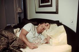 a week in the life of brett favre com favre still in bed rests after polishing off some fast food breakfast deanna
