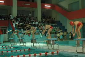 Ministry of Youth and Sports Indoor Olympic Pools and Sports