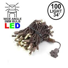 Griswold Approved 50 Pure White M8 Led Light Set Novelty