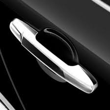 zunden chrome door handle covers