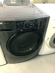 kenmore front load washer. Kenmore Front Load Washer And Dryer Loading Electric . N