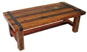 Olde Forge Barnwood Coffee Table