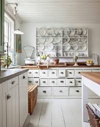 modern shabby chic furniture. Charming Shabby Chic Kitchen With Lots Of Details Modern Furniture R