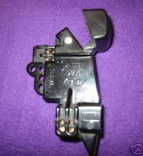 kirby vacuum switches new kirby vacuum vaccum power switch heritage ii legend foot pedal oem 110584