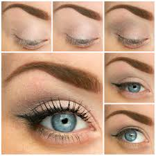 keep your makeup simple 5 ways to make blue eyes