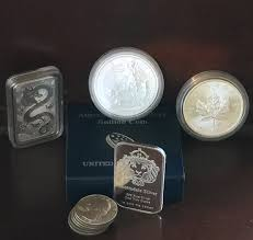 Silver As An Investment Wikipedia