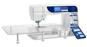 Elna - United States - Quilt - eXcellence 760 PRO & The eXcellence 760 PRO is the perfect sewing machine for sewists of all  abilities! Adamdwight.com